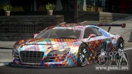 Audi R8 US S4 para GTA 4