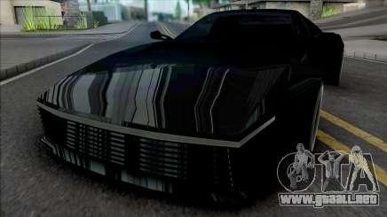 Cheetah Regem para GTA San Andreas