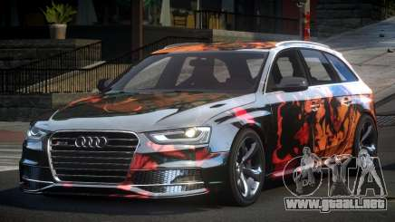 Audi B9 RS4 S6 para GTA 4