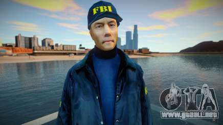FBI agent para GTA San Andreas