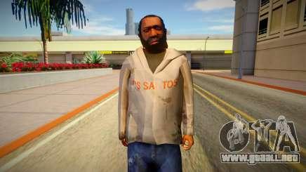 Indigente de GTA 5 v6 para GTA San Andreas