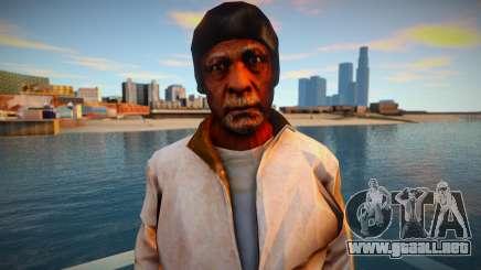 Indigente de GTA 5 para GTA San Andreas