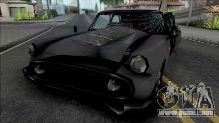 GlenShit Black Edition para GTA San Andreas