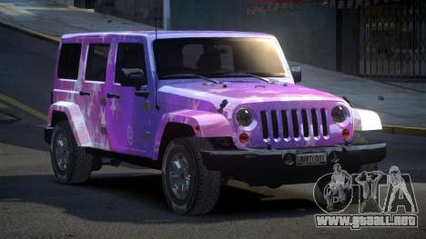 Jeep Wrangler PSI-U S9 para GTA 4