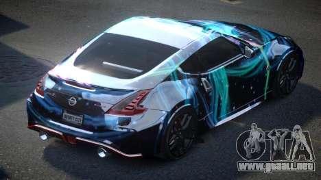 Nissan 370Z GS-R S2 para GTA 4