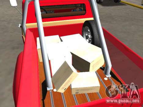 Ford F-100 1967 Stepside para GTA San Andreas