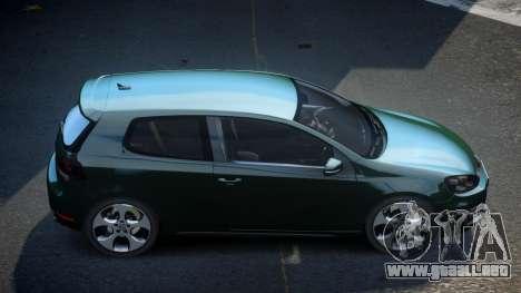 Volkswagen Golf GST para GTA 4