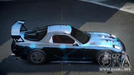 Mazda RX-7 iSI S1 para GTA 4