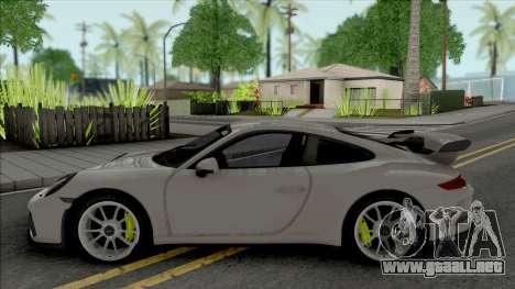 Porsche 911 GTS para GTA San Andreas