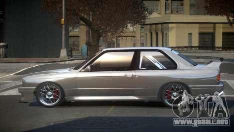 BMW M3 E30 GS-U para GTA 4
