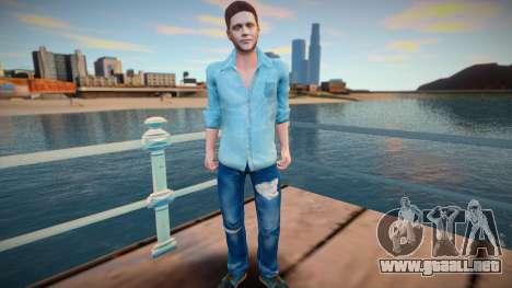 Niall Horan para GTA San Andreas