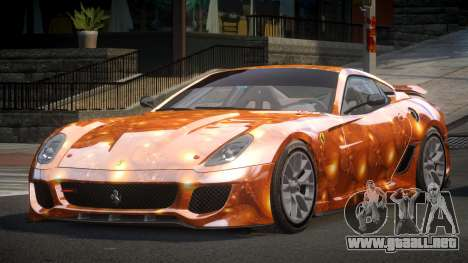Ferrari 599 BS-U-Style S3 para GTA 4