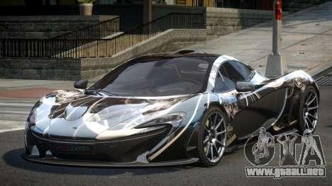 McLaren P1 ERS S10 para GTA 4