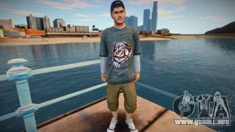 Wmybmx para GTA San Andreas
