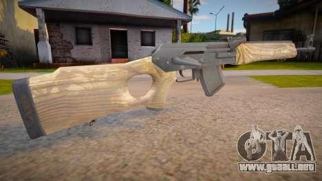 SOC Vepr Carbine para GTA San Andreas