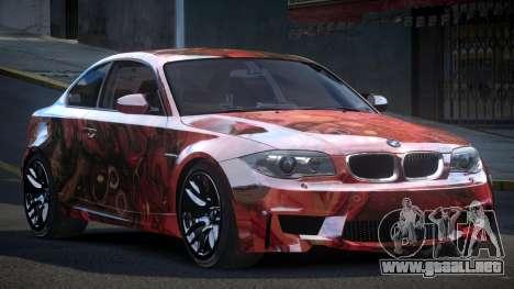 BMW 1M E82 SP Drift S1 para GTA 4