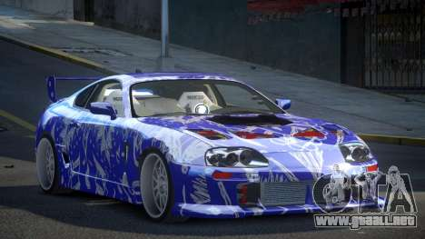 Toyota Supra iSI S9 para GTA 4