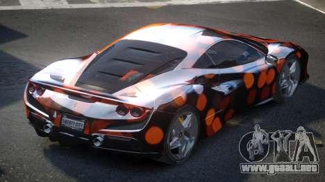 Ferrari F8 BS-R S8 para GTA 4