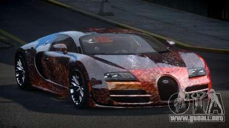 Bugatti Veyron PSI-R S5 para GTA 4
