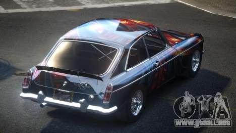 MG MGB GT U-Style S2 para GTA 4
