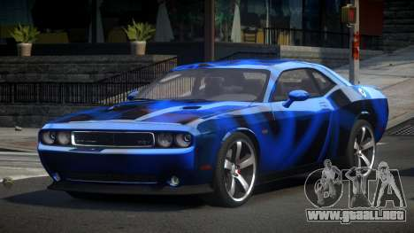 Dodge Challenger SRT GS-U S10 para GTA 4