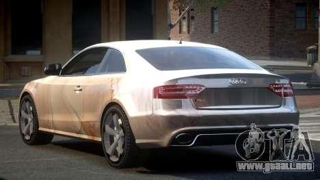 Audi RS5 BS-U S8 para GTA 4