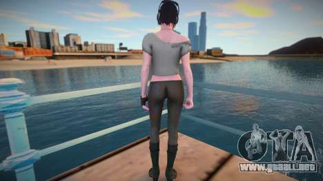 Rebecca Crane para GTA San Andreas