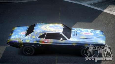 Dodge Challenger BS-U S1 para GTA 4