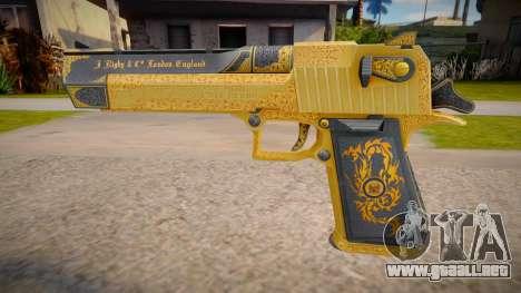 Desert Eagle Mark XIX (good model) para GTA San Andreas
