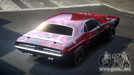 Dodge Challenger BS-U S9 para GTA 4