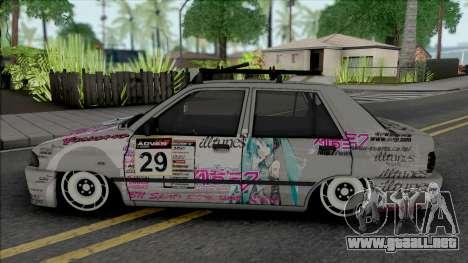 Saipa 131 Tuning para GTA San Andreas