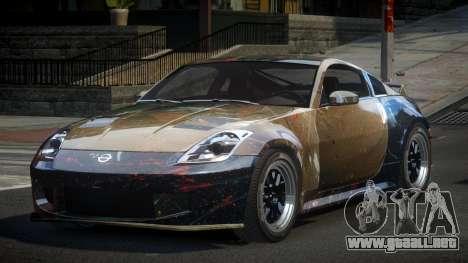 Nissan 350Z iSI S3 para GTA 4