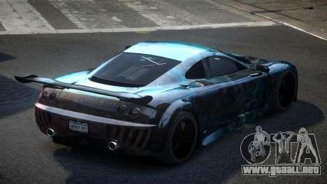 Ascari A10 BS-U S10 para GTA 4