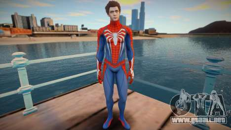 Advanced Suit para GTA San Andreas