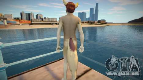 Furry Skin para GTA San Andreas