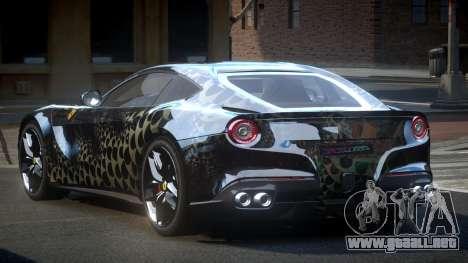 Ferrari F12 BS Berlinetta S6 para GTA 4