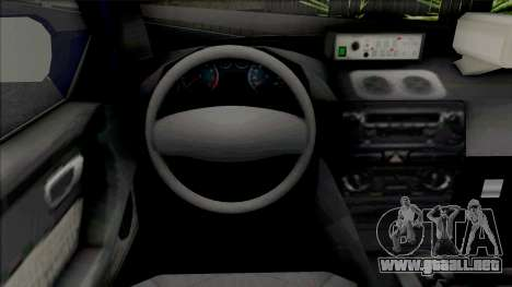 Police Civic Cruiser Pepega para GTA San Andreas