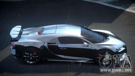 Bugatti Chiron GS Sport para GTA 4