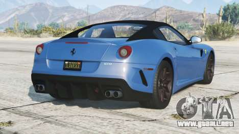 Ferrari 599 GTO 2010〡add-on