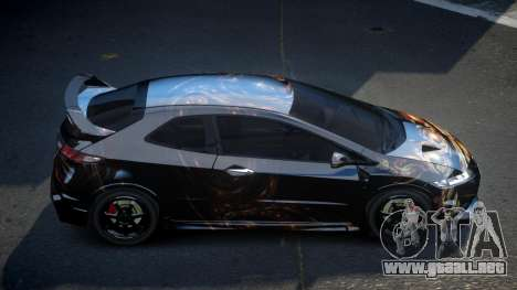 Honda Civic SP Type-R S4 para GTA 4