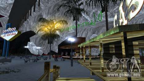 El resort más hermoso &maravillas &isla 202 para GTA San Andreas