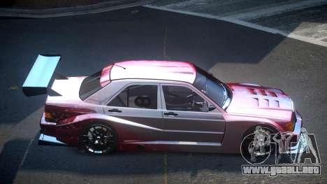 Mercedes-Benz 190E GST-U S3 para GTA 4