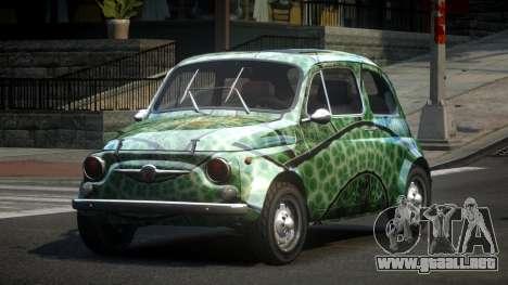 Fiat Abarth 70S S7 para GTA 4