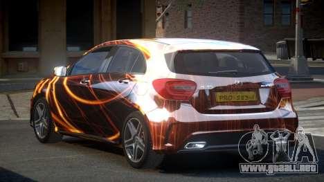 Mercedes-Benz A45 US S5 para GTA 4