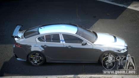 Jaguar XE GST para GTA 4