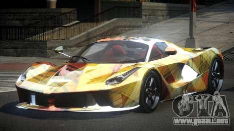 Ferrari LaFerrari US S4 para GTA 4