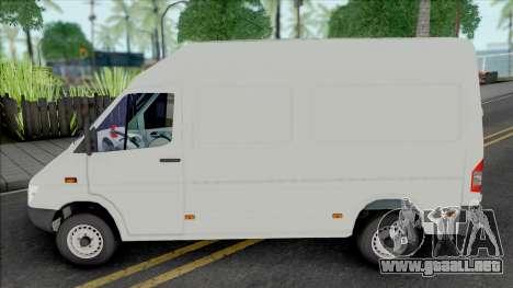 Mercedes-Benz Sprinter 2003 Cargo para GTA San Andreas