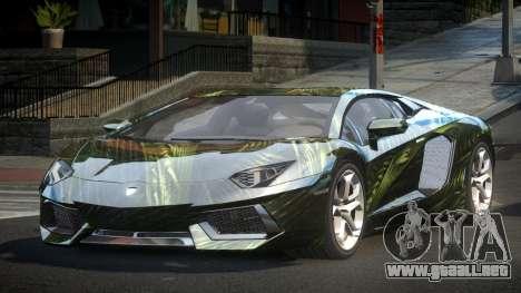 Lamborghini Aventador BS LP700 PJ7 para GTA 4