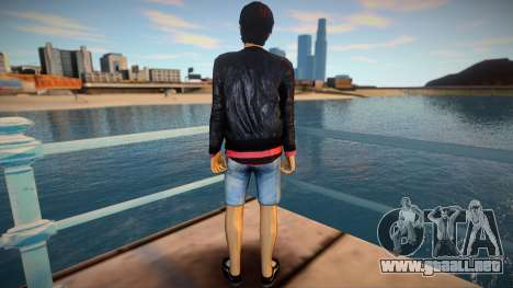 Japan skin para GTA San Andreas
