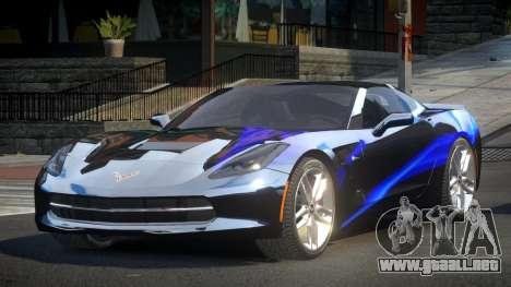 Chevrolet Corvette BS Z51 S3 para GTA 4